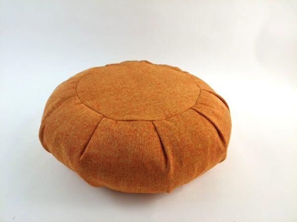 Zafu narančasti meditacijski jastuk