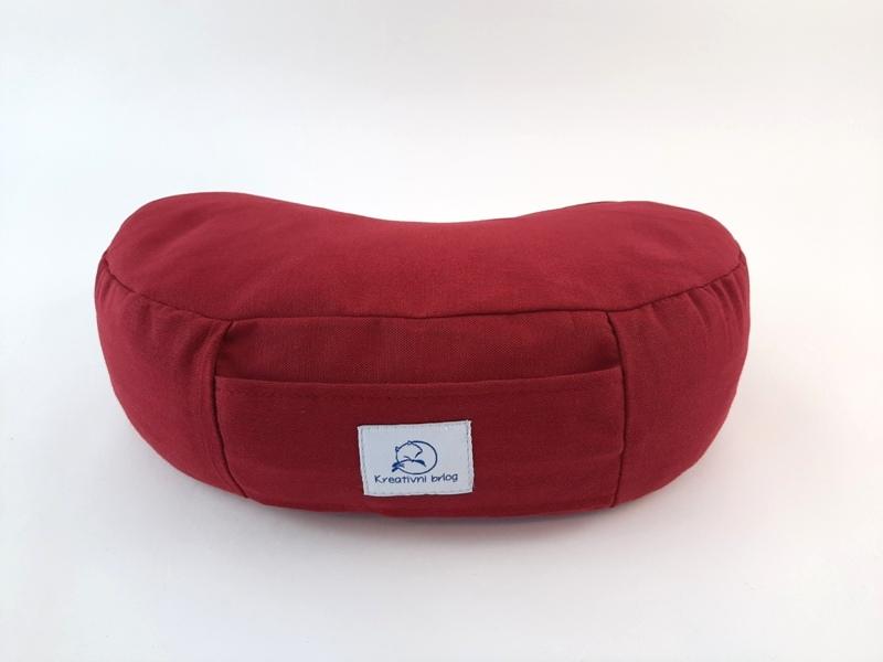 Retreat Bordo meditacijski jastuk