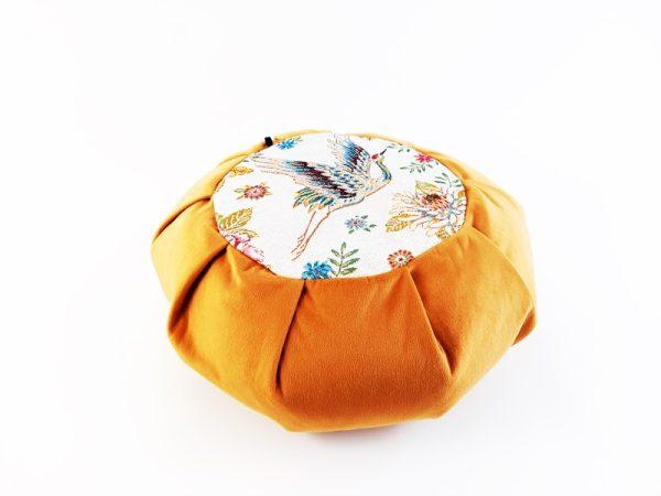 VITA zlatni zafu meditacijski jastuk