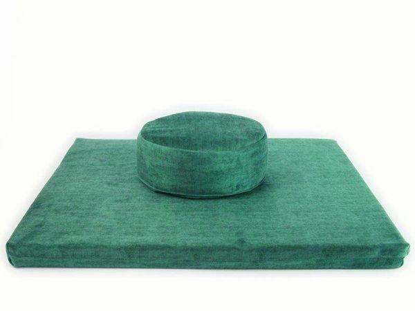 Smaragdni komplet za meditaciju Merida