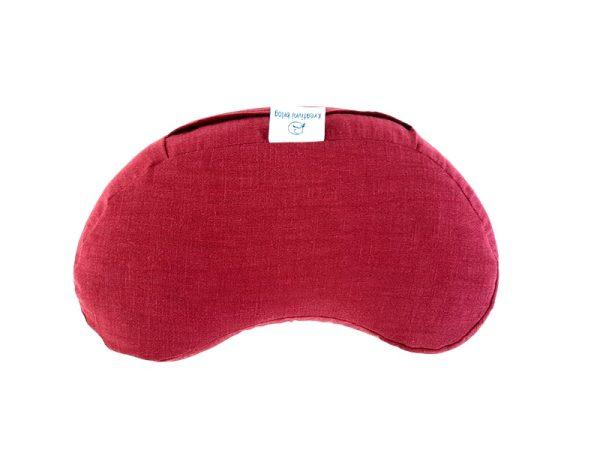 Ivan bordo Retreat meditacijski jastuk od kuhanog lana